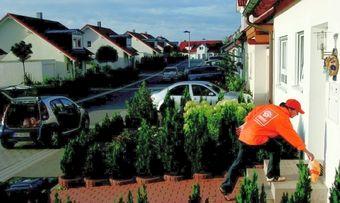 Der Lieferdienst Morgengold arbeitet mit Backbetrieben zusammen und liefert die Brötchen bis vor die Haustüre.