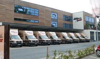 Die Bäckerei Müller & Egerer hat ihre Backstube in Rastede deutlich erweitert.