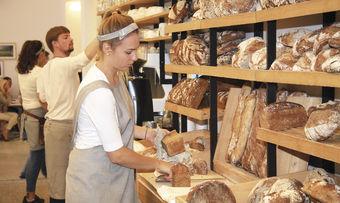 """""""Joseph Brot vom Pheinsten"""" ist in Wien eine angesagte Bäckerei mit besonderem Gastro-Konzept."""