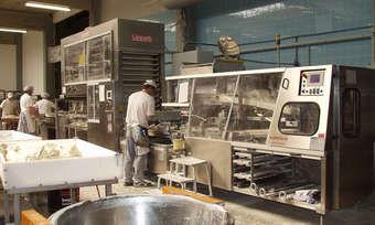 Mittelständische Unternehmen wie Bäcker und deren Zulieferer erleben eine konjunkturelle Hochphase.