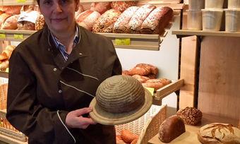 Bis zu zweieinhalb mal mehr Ballaststoffe und ein Viertel weniger Kalorien enthält des Gesuback-Brot aus dem Barnimer Backhaus.