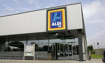 Ausgewählte Aldi-Süd-Standorte öffnen abends länger.