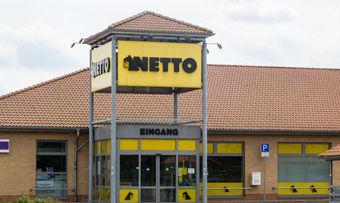BU: Auch der Netto mit dem Scottie im gelben Logo will weg vom Billig-Image.