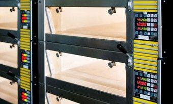 Backöfen gehören mit zu den größten Energieverbrauchern in Bäckereien.