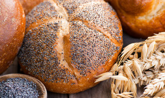 Bäcker sollen sich beim Kauf von Mohn über die Qualität informieren, um Mohnbrötchen mit möglichst niedrigem Morphingehalt anbieten zu können.