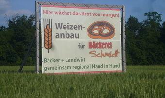Viele deutsche Verbraucher bevorzugen Produkte aus der eigenen Region - das ist einer gute Chance für Bäcker sich zu profilieren.