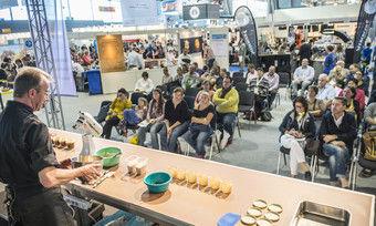 In den Foren des Bäckerhandwerks und der Konditoren gibt es jede Menge Anregungen, Tipps und spannende Wettbewerbe.