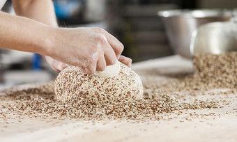 Bio-Backwaren sind das Kerngeschäft der Herzberger Bäckerei.