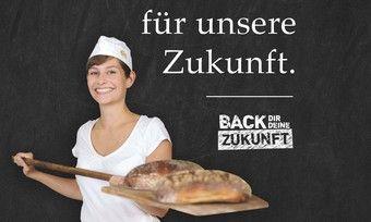 """Mit """"Back dir deine Zukunft"""" begeistert der ZV seit mehreren Jahren junge Menschen für den Bäckerberuf."""