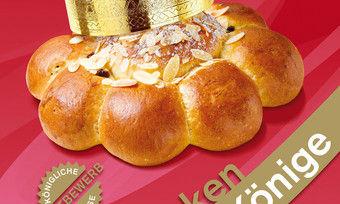 Schweizerischer Bäcker-Confiser-Verband organisiert am 6. Januar den Dreikönigswettbewerb.