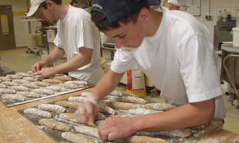 Der Großteil der Bäcker in Deutschland produziert auch für soziale Zwecke.