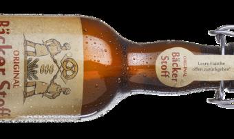 Das speziell für Bäcker hergestellte Bier soll durch seinen malzigen Geschmack besonders gut zu Brot und anderen Backwaren passen.