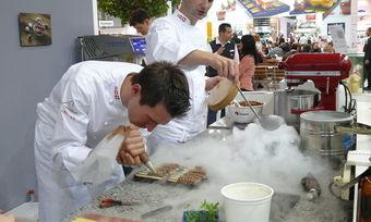 Auf der diesjährigen FBK Fachmesse stellen sich rund 210 Anbieter vor und bieten zahlreiche Konzepte und praktische Anregungen für Bäcker an.