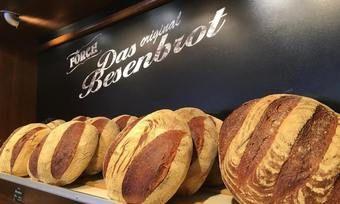 Das Besenbrot ist das Markenzeichen und Aushängeschild der Bäckerei Förch in Erlenbach.