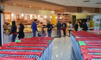 Nach Meinung eines Psychologen dienen Bäckereien im Vorkassenbereich von Supermärkten nicht vorrangig einem besseren Service für die Kunden.