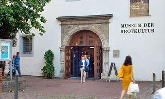 Die Ausstellung findet im Museum der Brotkultur in Ulm statt.