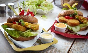 Veggie-Schnitzel sollen weiterhin auch als Schnitzel bezeichnet werden dürfen.