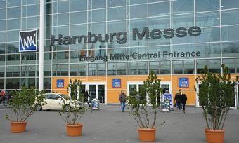 Die Internorga findet traditionell auf der Messe Hamburg statt.