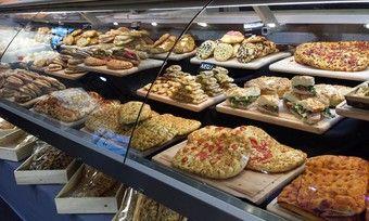 TK-Snacks im Außer-Haus-Markt werden immer beliebter.