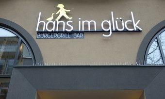 Aus 12 Filialen von Hans im Glück wurde Peter Pane