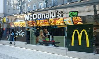 McDonald's liefert sein Sortiment bald bundesweit an Haus- und Bürotüren.