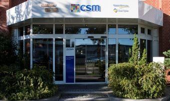 Hauptverwaltung von CSM-Deutschland in Bremen.