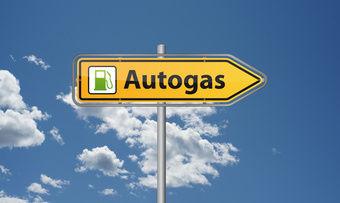 Flüssiggas zum Betanken von Firmenfahrzeugen ist weiter steuerlich begünstigt.