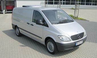 Transporter haben ein anderes Fahrverhalten als Pkws.