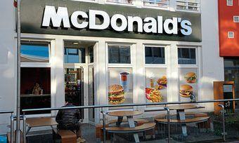 Die Fast-Food-Kette möchte einen Imagewandel erreichen.