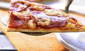 Der Absatz von TK-Pizza steigt kontinuierlich an.