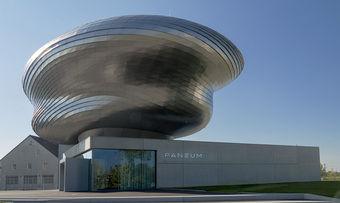 Spektakulär: das neue Paneum.