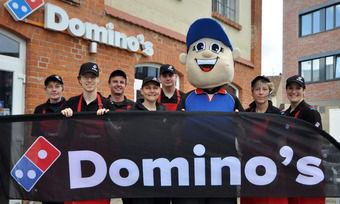 Domino's Pizza möchte bis zu 1000 Filialen in ganz Deutschland erreichen.