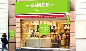 Für die Werbekampagne ist das Erscheinungsbild einer bestehenden Filiale kurzfristig mit der Farbe Grün gestaltet worden.