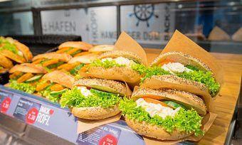 """Die Back-Factory wandelt sich eigenen Angaben zufolge immer mehr vom """"Bäcker zum Snacker""""."""