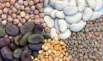 Lebensmittel mit Hülsenfrüchten sind im Trend.