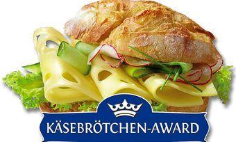 Kreative Käsebrötchen wie dieses können den Käsebrötchen-Award gewinnen.