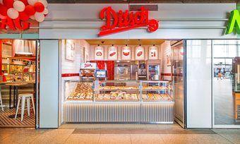 Die Valora-Gruppe setzt auf Laugengebäck: neben Backwerk und dem Pretzel Baron in den USA gehört die Brezelbäckerei Ditsch zum Unternehmens.