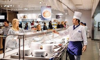 Ikea forscht derzeit an Fast Food aus alternativen Zutaten - vielleicht werden bald alternativen Gerichte über die Theke gehen?