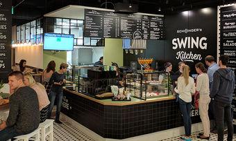 Swing Kitchen will dieses Jahr auch Restaurants in Berlin aufmachen.