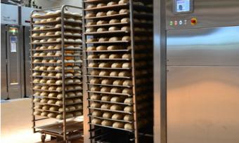 Anlagen zur Vakuumkonditionierung kühlen ofenheiße Ware in kürzester Zeit auf etwa 35 °C ab.