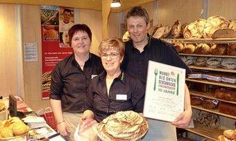 Auf der Slow Food Messe in Stuttgart wird das traditionelle Genuss-Handwerk hochgehalten. Wie hier von der Bäckerei Hönnige.