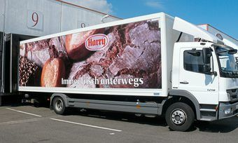 Harry-Brot betreibt deutschlandweit neun Produktionsstätten.