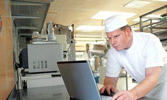 Bäcker können online ihre Verpflichtungen zur Arbeitssicherheit und zum Gesundheitsschutz erfüllen.