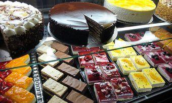 Vor allem in der Gastronomie wird auf fertige TK-Kuchen und -torten zurückgegriffen.