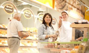 Neben den Metzgereien und der eigenen Gastronomie sind vor allem die Meisterbäckereien Aushängeschilder der Globus-Märkte.