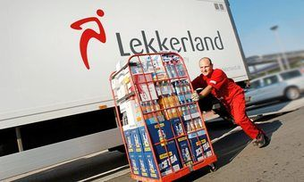 Der Großhändler Lekkerland beliefert neben Tankstellen auch Bäckereien.