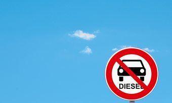 Keine freie Fahrt mehr für ältere Dieselfahrzeuge in Stuttgart.