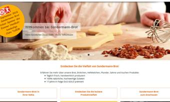 Sondermann-Brot betreibt rund 110 Filialen in Nordrhein-Westfalen.