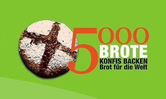 In den nächsten Wochen werden Konfirmanden aus ganz Deutschland Brot für den guten Zweck backen.