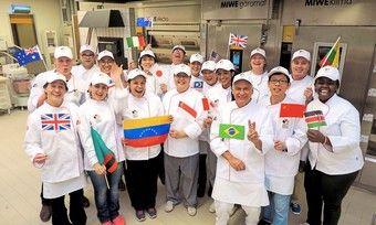 """Mit dem Titel """"internationaler Meister HWK"""" können Bäcker international qualifiziert arbeiten."""